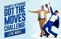 Get your moves back with BRAND'S ActivMove | Find out more
