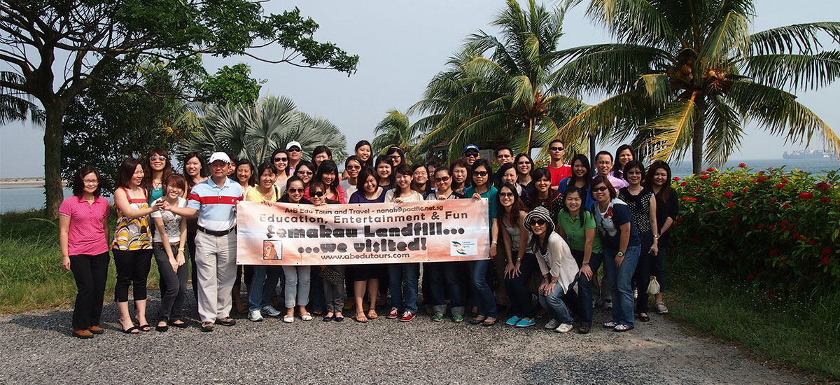 Educational Trip to Pulau Semakau