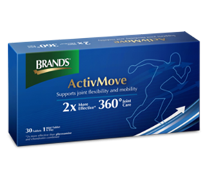 BRAND'S ActivMove – 30 Tablets