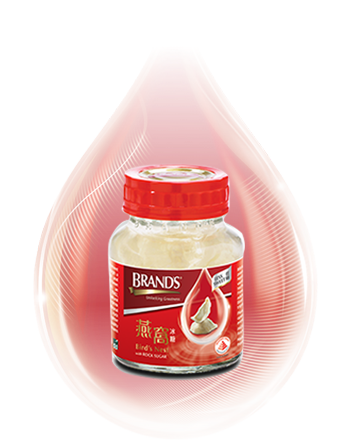 BRAND'S Bird's Nest with Rock Sugar –  Bottle 68ml