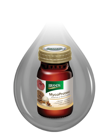 BRAND'S MycoProtec Essence of Mushroom – Bottle 65ml