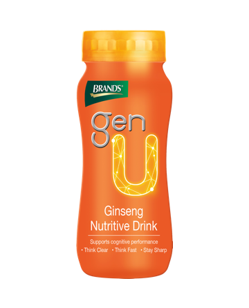 BRAND'S Gen U Ginseng Nutritive Drink – Bottle 100ml