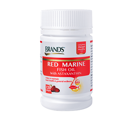 BRAND'S Red Marine Fish Oil