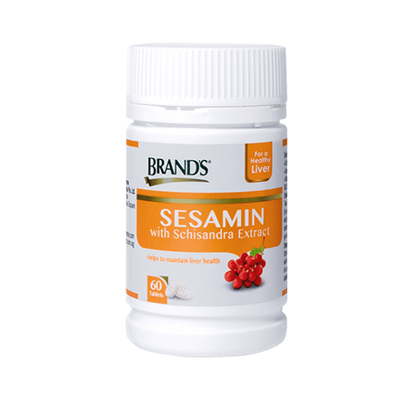 BRAND'S Sesamin with Schisandra Extract